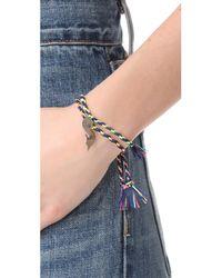 Venessa Arizaga - Blue Home Girls Bracelet Set - Lyst