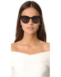 Elizabeth and James - Black Payton Sunglasses - Lyst