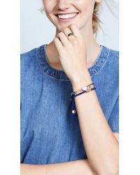 Venessa Arizaga - Blue Over The Rainbow Bracelet - Lyst