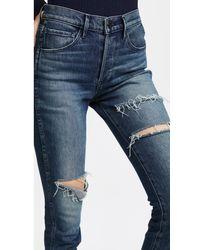3x1 - Blue W4 Shelter Slim Jeans - Lyst