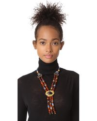 Lizzie Fortunato - Metallic Sailor Ii Necklace - Lyst