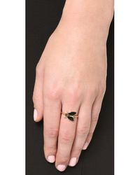 Holly Dyment - Metallic Fly Ring - Lyst