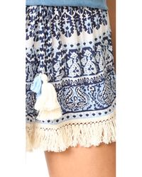 Cool Change - Blue Babe Shorts - Lyst
