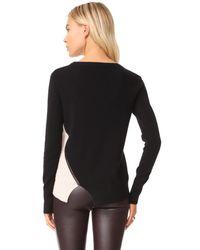 VEDA - Black Views Sweater - Lyst