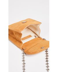 Little Liffner - Multicolor Chained Tiny Box Bag - Lyst