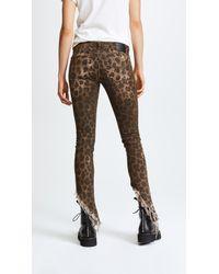 R13 - Multicolor Kate Skinny Jeans - Lyst