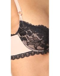 Stella McCartney - Black Bella Admiring Underwire Bra - Lyst