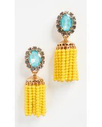 Elizabeth Cole - Multicolor Cashel Earrings - Lyst