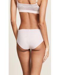 Commando - Multicolor Perfect Stretch Lace Bikini Briefs - Lyst
