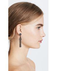 Deepa Gurnani - Multicolor Deepa By Rose Earrings - Lyst
