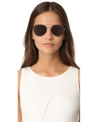 Elizabeth and James - Multicolor York Sunglasses - Lyst