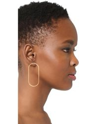 Vita Fede - Metallic Anita Earrings - Lyst