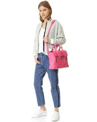 3.1 Phillip Lim - Pink Pashli Medium Satchel Shoulder Bag - Lyst