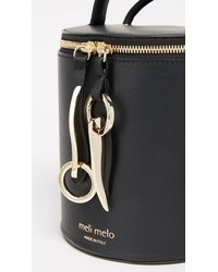 Meli Melo - Black Severine Bucket Bag - Lyst