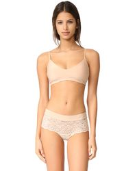 Commando - White Double Take Hipster Thong - Lyst