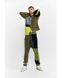 Liam Hodges | Green Structures Pant for Men | Lyst