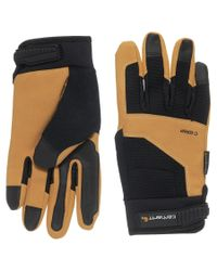 Carhartt - Black C-grip Tri-grip Gloves (for Men And Women) for Men - Lyst