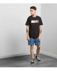 Undefeated - Black Speed Tone T-shirt for Men - Lyst