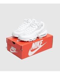 Nike - White Air Max 95 Og Women's - Lyst