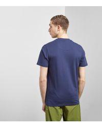 Helly Hansen - Blue Hh Logo T-shirt for Men - Lyst
