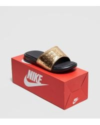Nike - Multicolor Benassi 'just Do It' Ultra Premium Women's - Lyst