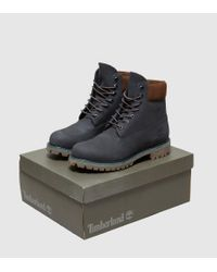 """Timberland - Blue 6"""" Boot for Men - Lyst"""