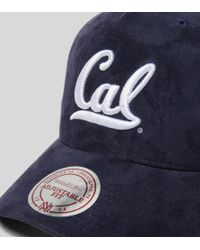 Mitchell & Ness - Blue Classic Cal Snapback for Men - Lyst