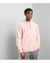 Napapijri - Pink Buka Hoody for Men - Lyst