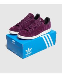 Adidas Originals - Purple Stan Smith - Lyst