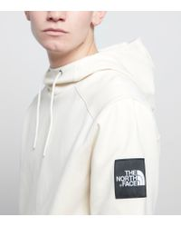 The North Face - White Fine Box 2 Hoody for Men - Lyst