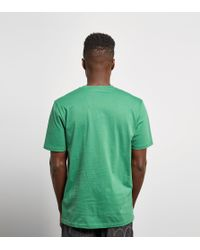 Carhartt WIP - Green Pocket T-shirt for Men - Lyst