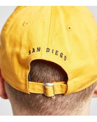 KTZ - Yellow 9forty San Diego Cap - Size? Exclusive for Men - Lyst