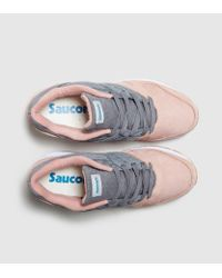 Saucony - Natural Grid 8000 - Lyst