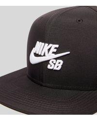 Nike - Black Performance Trucker Cap for Men - Lyst