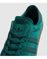 Adidas Originals - Green Bermuda for Men - Lyst