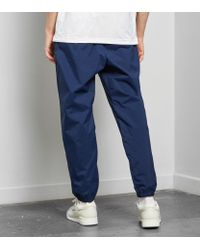 Reebok Blue Lost And Found Track Pants for men