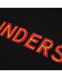 THUNDERS - Black Core Logo Sweatshirt for Men - Lyst