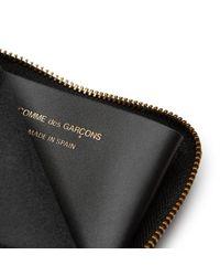 Comme des Garçons - Black Classic Zip Wallet M for Men - Lyst