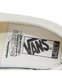 Vans - Multicolor Spongebob Og Classic Lx Slip-on Sneakers - Lyst