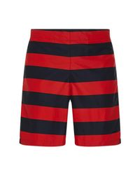Jil Sander - Red S Trunks for Men - Lyst