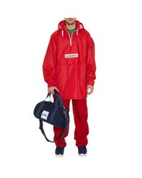 Martine Rose - Red Overall for Men - Lyst