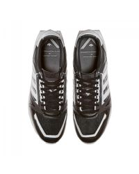 Adidas Originals - Black White Mountaineering X Formel 1 Sneakers for Men - Lyst