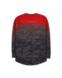PUMA | Red Trapstar X Crewneck Sweatshirt for Men | Lyst