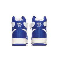 Nike - Blue Flyknit Chukka Sneakers for Men - Lyst