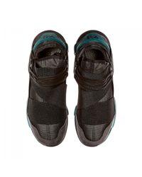 Y-3 - Black Qasa High Sneakers for Men - Lyst