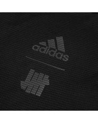 Adidas Originals - Black Undefeated Ltd T-shirt for Men - Lyst