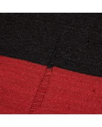 Our Legacy - Red Pop Over Drop Knitwear for Men - Lyst
