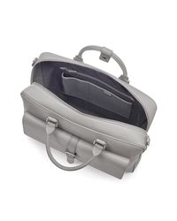 Burlington - Gray Large Briefcase - Lyst