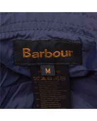 Barbour - Blue Taran Sports Bucket Straw Hat for Men - Lyst