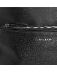 Matt & Nat - Black Brave Backpack - Lyst